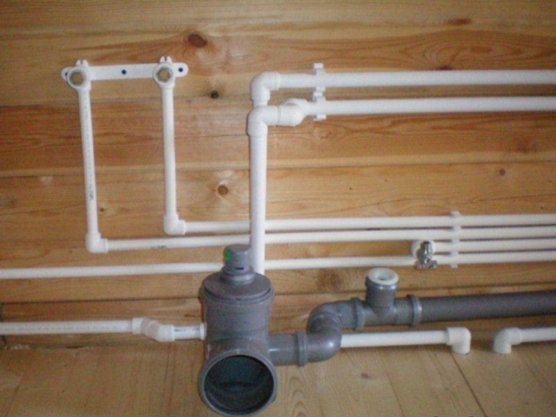 монтаж водопровода из полипропиленовых труб 🔴 Проектирование и монтаж водопровода из полипропиленовых труб