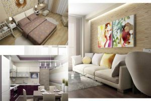Перепланировка двух комнатной квартиры