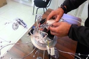 ремонт люстры,бра,светильника