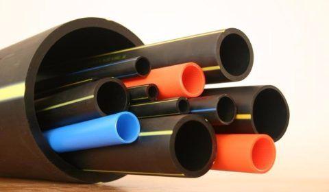 пвх Трубы для водопровода