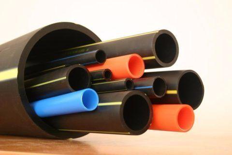 Трубы для водопровода – какие выбрать