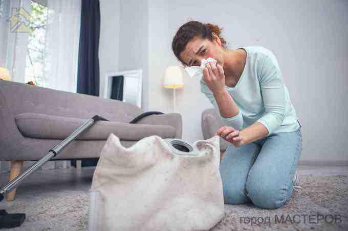 Регулярная уборка🔴 Как побороть пыль 14 советов
