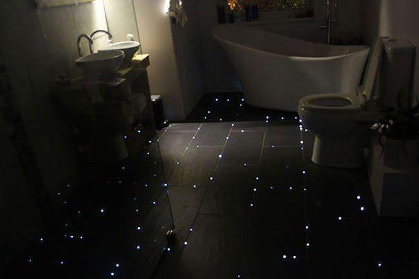 Делаем звездный пол