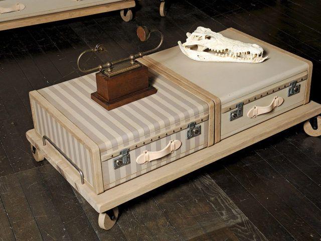 Новая жизнь старого чемодана — фотоподборка 10