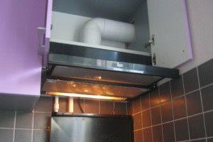 Как самому повесить вытяжку над плитой - советы домашнего мастера советы по электрике на Город мастеров 1