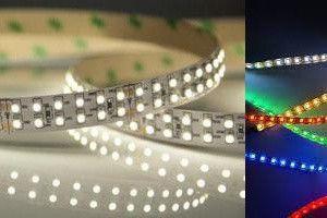 выбор светодиодной ленты