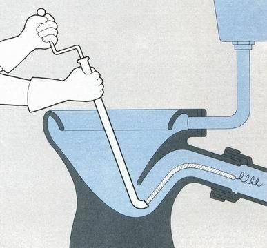 Устранение засора водопровода и канализации - услуги