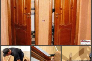 Мастер класс по установке межкомнатных дверей
