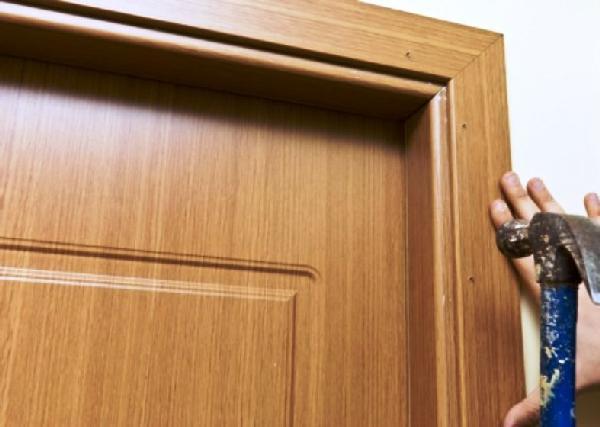 Опанелка для дверей своими руками