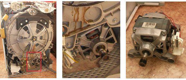 Какие причины, если стиральная машина не отжимает