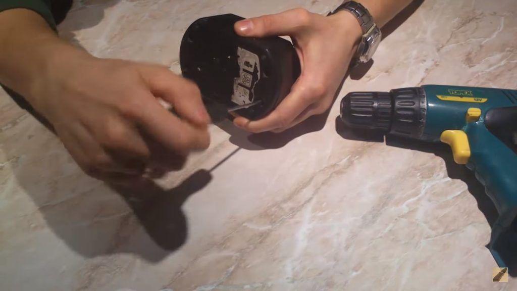 Как из электродрели своими руками