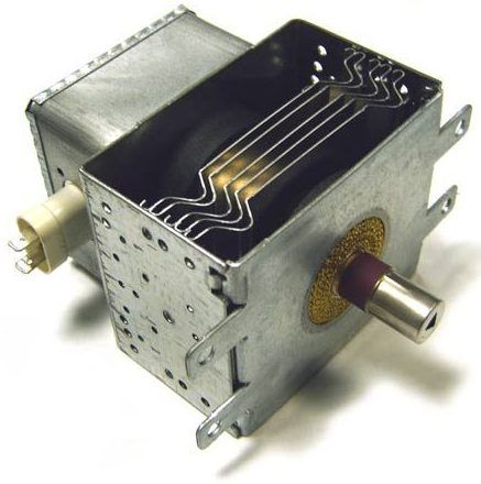 магнетрон микроволновки