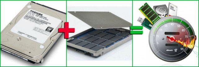 UPGRADE (улучшение) ноутбука или компьютера своими руками
