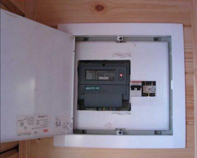 Установка электросчетчика - услуги электрика на Город мастеров 1