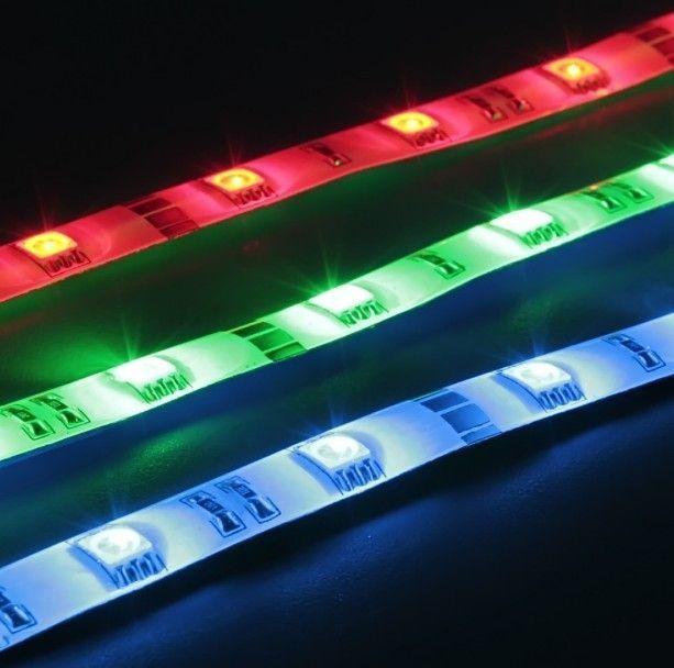 светодиодная лента белая RGB