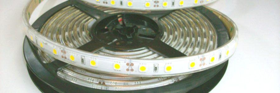 светодиодная лента белая 5050-60