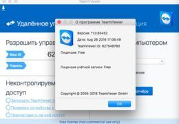 Teamviewer 11 для Windows (full + portable)