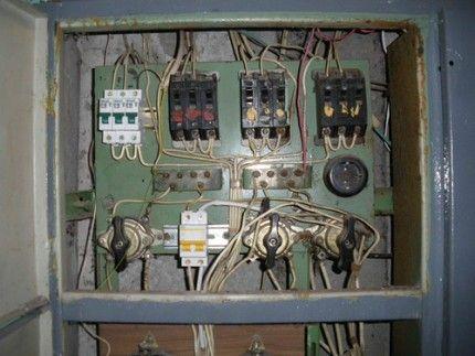 Как не надо делать - опасные ошибки электрика