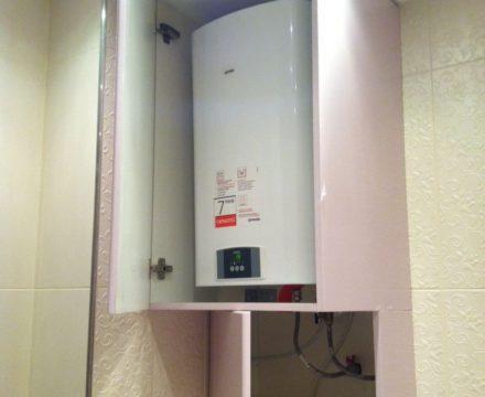 подключение накопительного водонагревателя (ЧТЗ)