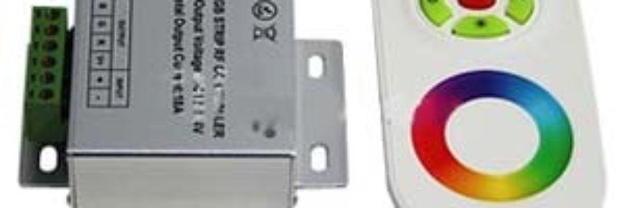 Контроллер RGB + сенсорный пульт 1150 руб.