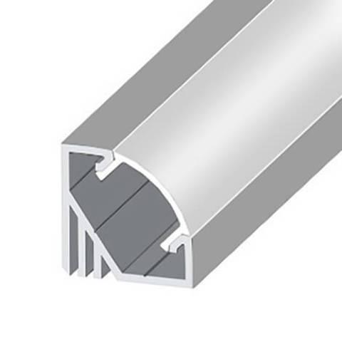 Профиль для светодиодной ленты угловой 230руб./1м