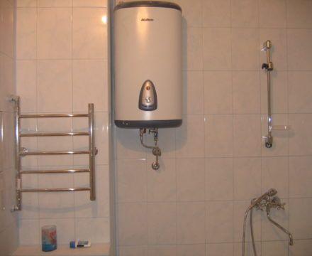 подключение водонагревателя (Шенкурсая, 18)