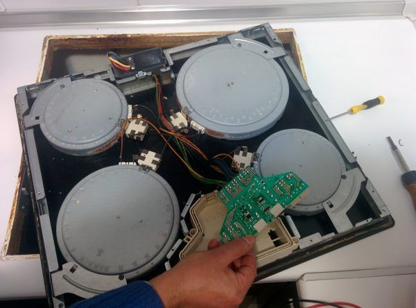 ремонт электроплиты Вирпул