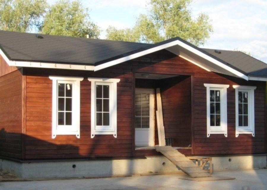Небольшой каркасный домик своими руками21