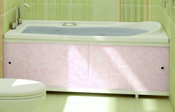 недорогой экран для ванны
