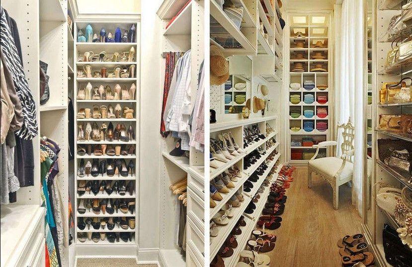 гардероб для хранения обуви