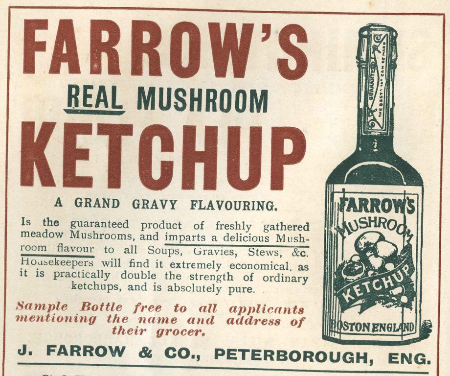 Несколько рецептов кетчупа