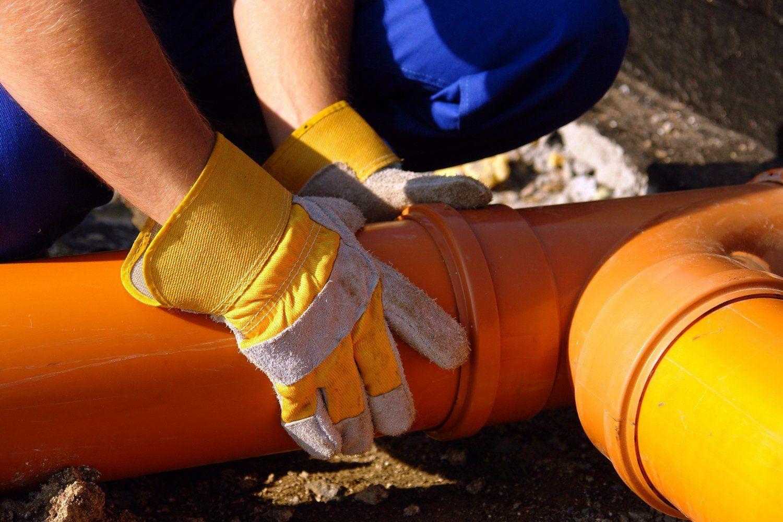 Монтаж и ремонт канализации🔴 Монтаж и ремонт канализации
