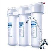 подключение водянного фильтра