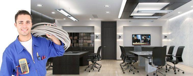 вызов электрика в офис
