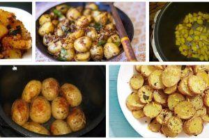 Как приготовить картошечку в мультиварке