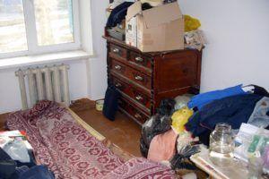 разгром в квартире