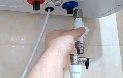 Подключение водонагревателя GORENIE🔴 Подключение водонагревателя GORENIE