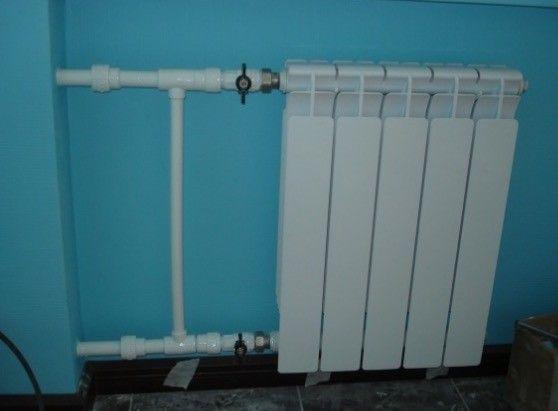 сварка, замена радиаторов отопления