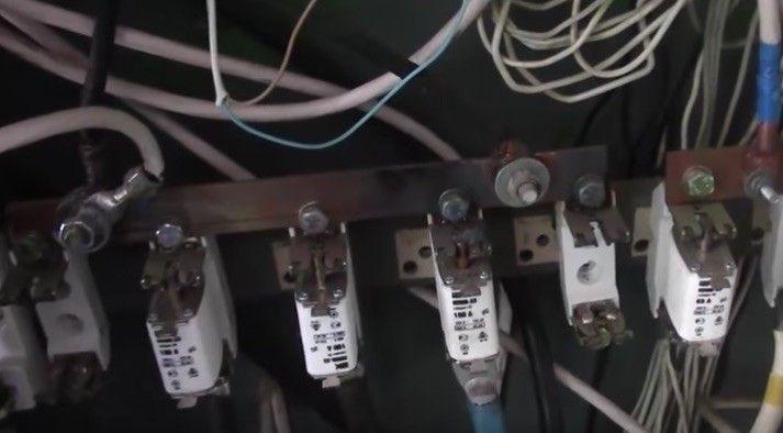 Ремонт электрощита