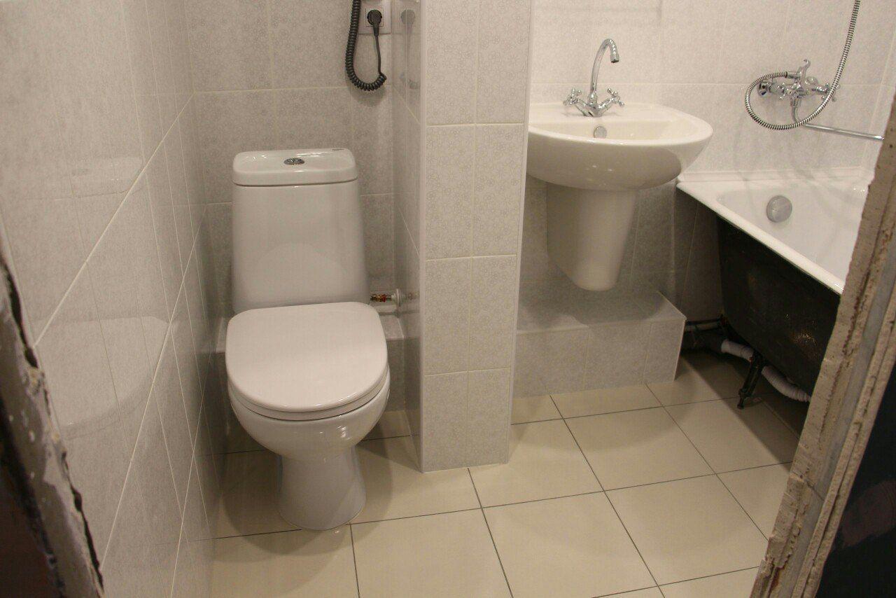 услуги сантехника замена труб и ремонт в ванной