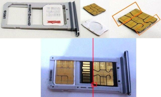 Как вставит 2 сим карты и флешку в телефон