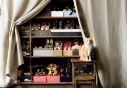 несколько  идей хранения обуви – фотоподборка