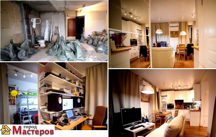Ремонт 2х комнатной квартиры под ключ🔴 Ремонт 2х комнатной квартиры под ключ