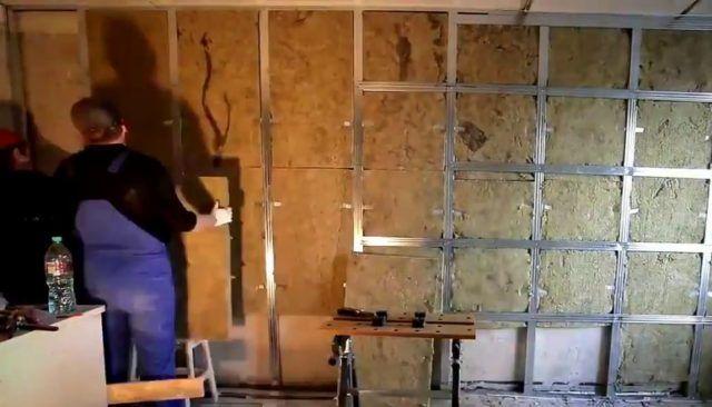 отдеклка стен с теплоизоляцией 🔴 Ремонт 2х комнатной квартиры под ключ