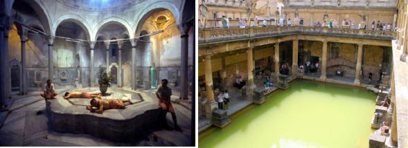 термы - бани римские