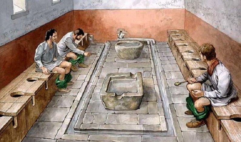 водопровод и канализация в древнем Риме