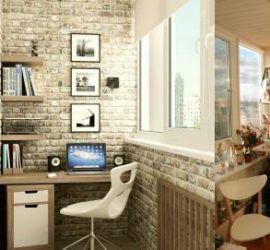 3 вдохновляющих идеи для лоджии - Дизайн и интерьеры советы домашнего мастера советы по ремонту квартиры и дома на Город мастеров