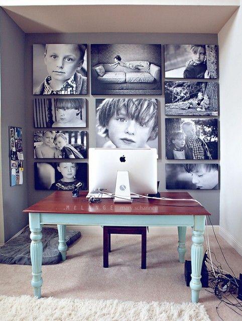 Где и как разместить семейные портреты и фотографии🔴 Где и как разместить семейные портреты и фотографии