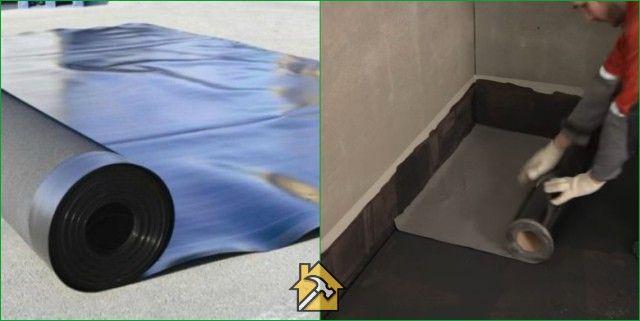гидроизоляция ванной комнаты - советы мастера, своими руками, ремонт квартиры, как выбрать, ванная
