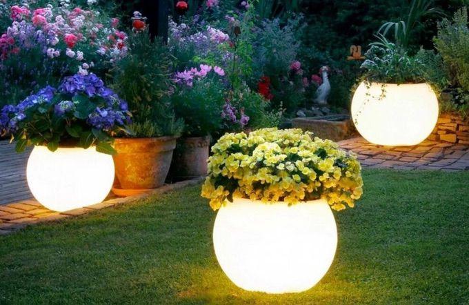 уличные светильники для загородного дома своими руками фото 🔴 Уличный светодиодный светильник для дачи